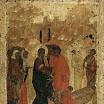 Воскрешение Лазаря. Конец XIV в. Прохор с Городца.jpg